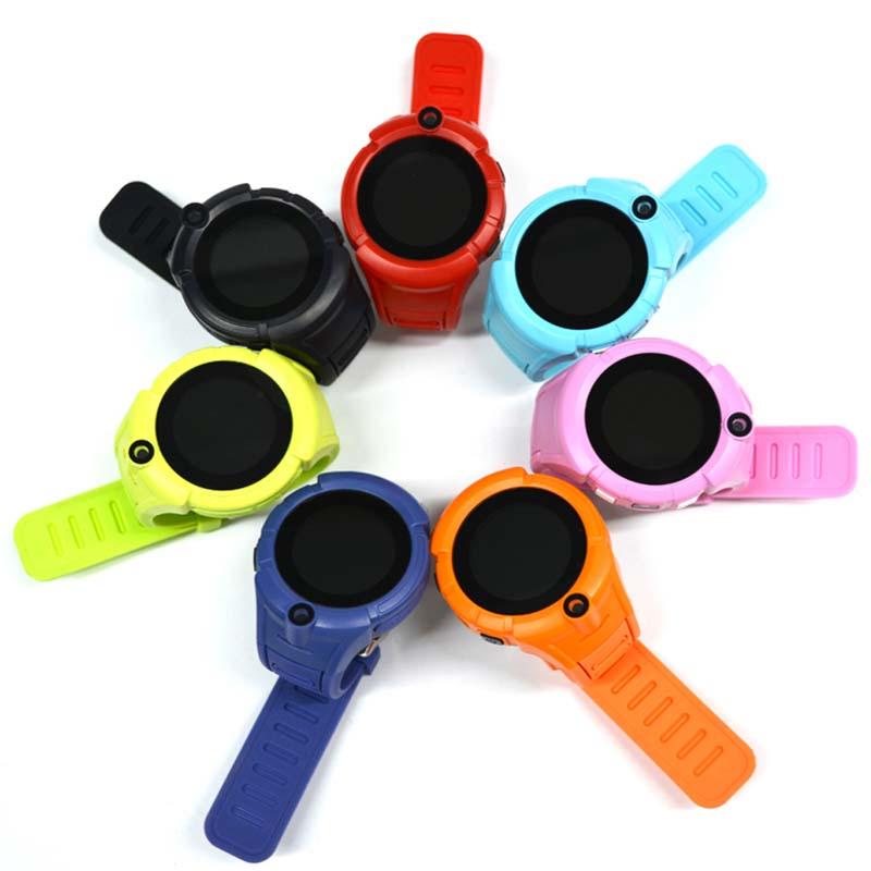 CHIGU Зеленая английская версия 38мм upgraded smart kid safe gps watch phone wristwatch sos call finder locator tracker for kid child anti lost monitor baby gift
