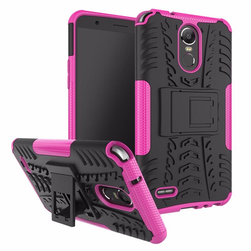 goowiiz розовый LG Stylus 3 2017 goowiiz пурпурный lg stylus 3 2017