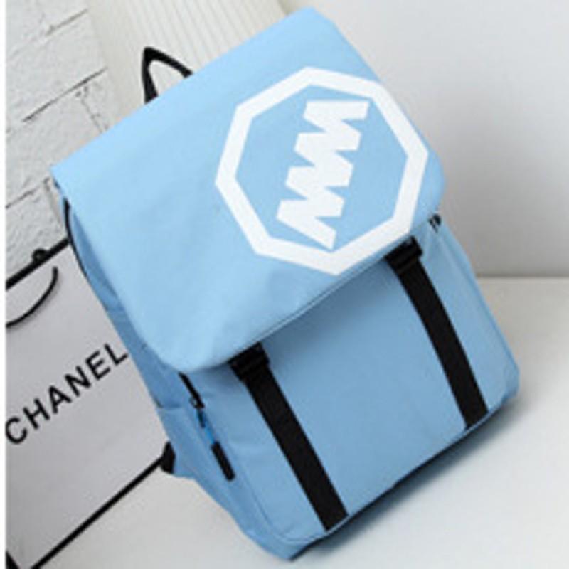 Giantex Голубое небо фигура прыжок tuyue грудь мешок рюкзак рюкзак рюкзак мешок плеча после поездки на открытом воздухе досуг сумка рюкзак прилив карманы