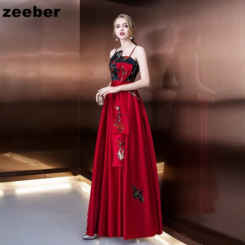 Платье партии платья выпускного вечера платья выпускного вечера платья вечера выпускного вечера для партии женщин zeeber Как изображение США 8 Великобритания 12 ЕС 38 фото