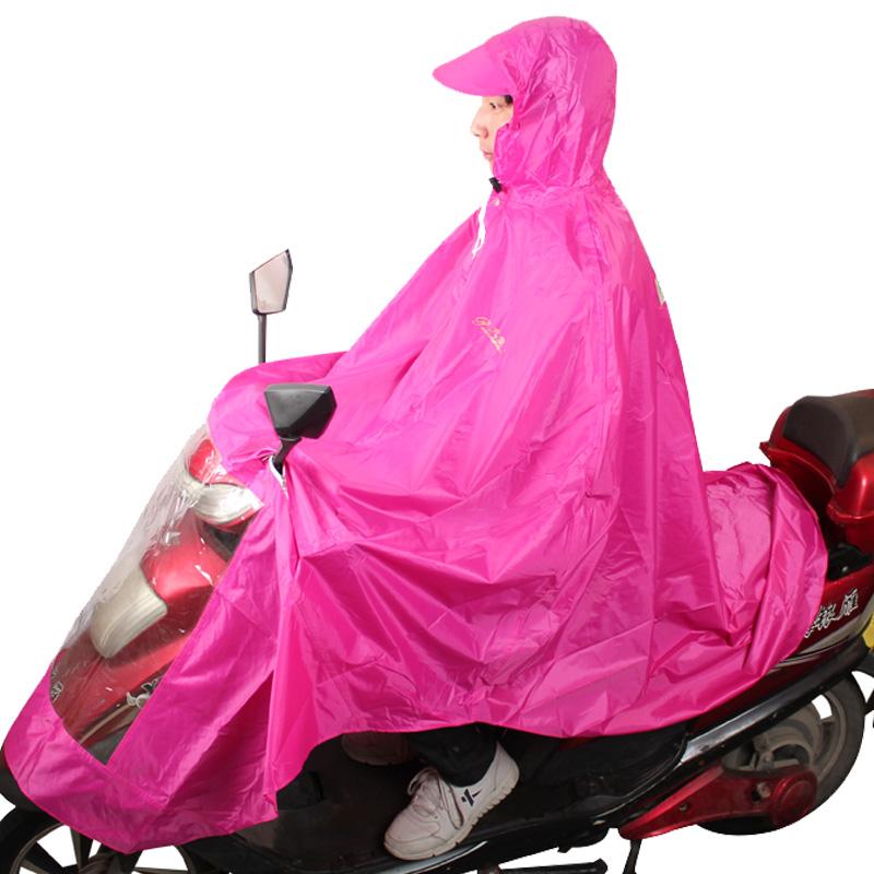 JD Коллекция Роза дефолт райский зонтик велосипед аккумулятор автомобиля полиэстер шелковый плащ дождь пончо код красный красный n116