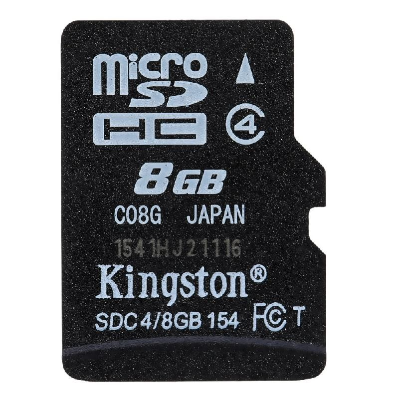 все цены на Kingston черный 8GB
