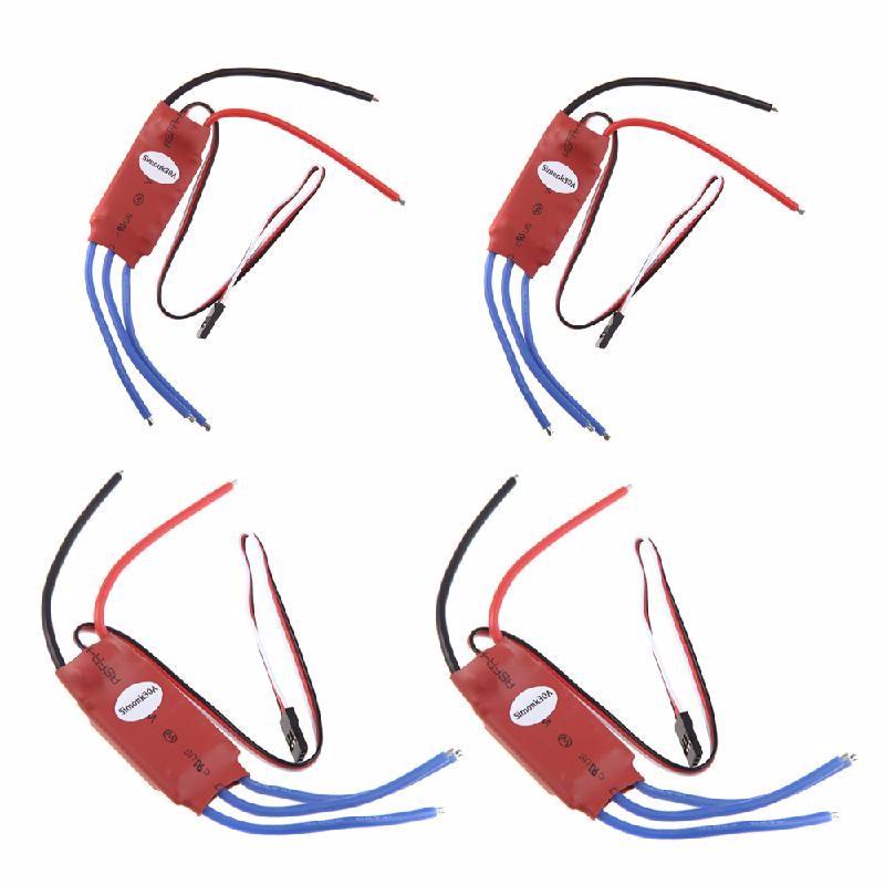 GoolRC Red bigaole 30a multi mode high configuration brushless bec esc for brushless motor w led indicator