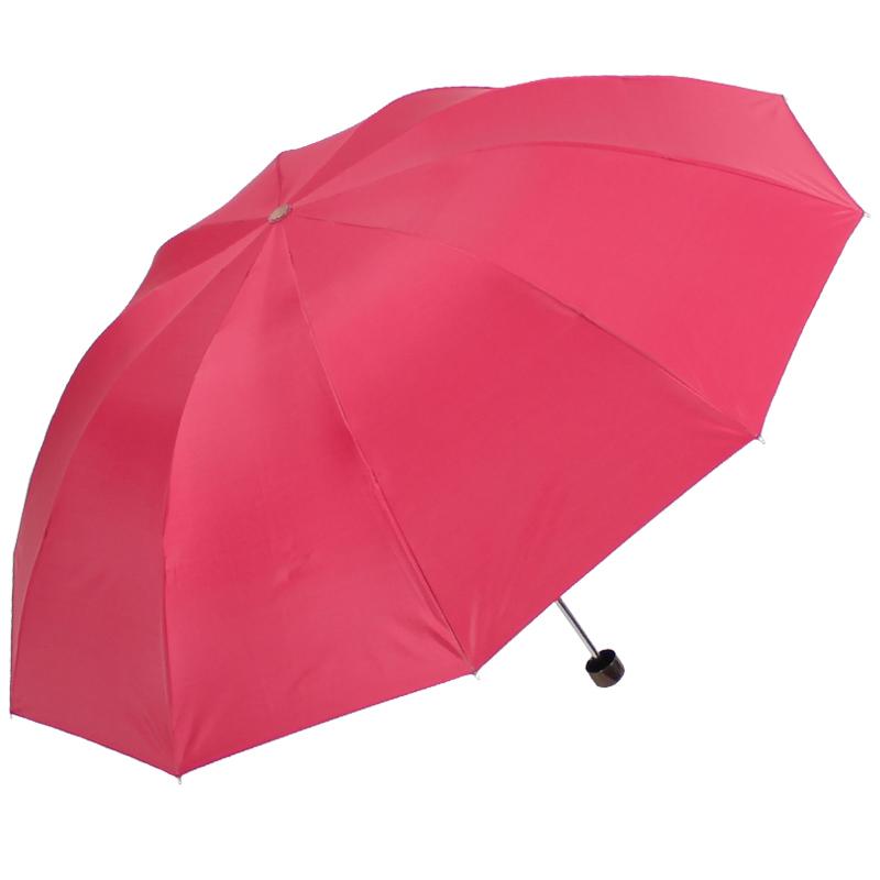 JD Коллекция Красный универсальный размер райский зонтик велосипед аккумулятор автомобиля полиэстер шелковый плащ дождь пончо код красный красный n116