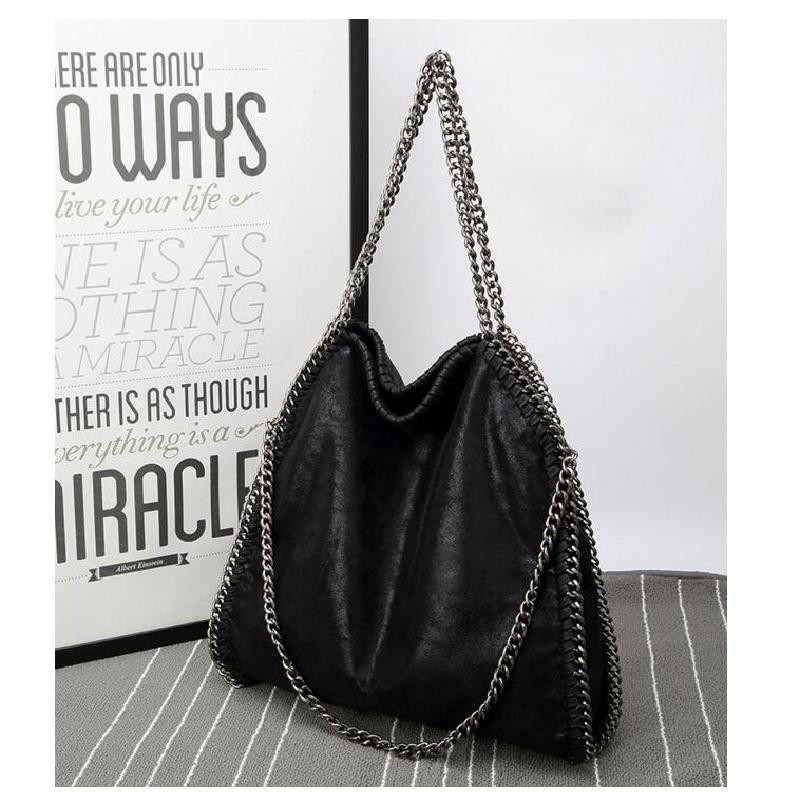 Tissbely Black jianxiu women messenger bags split leather bolsos mujer bolsa sac tassen bolsas feminina shoulder crossbody 2018 chain small bag