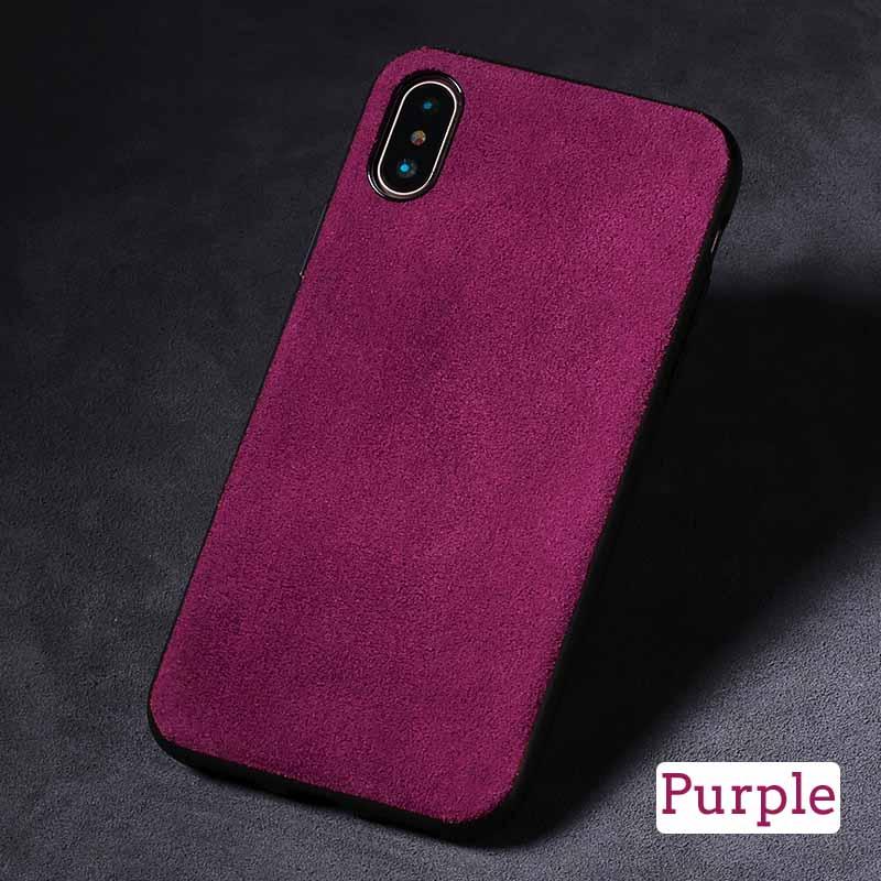 langsidi Пурпурный iPhone 6 6s чехол накладка чехол накладка iphone 6 6s 4 7 lims sgp spigen стиль 1 580075