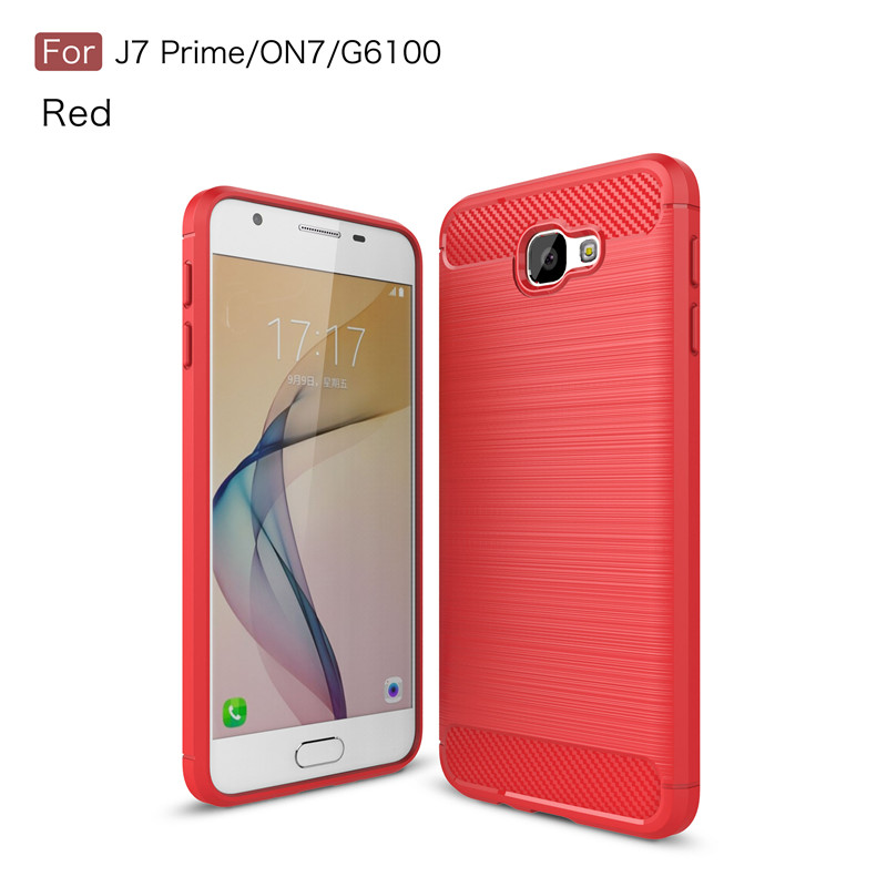KYKEO Красный Samsung Galaxy J7 Prime ultra slim clear phone cases for samsung galaxy s6
