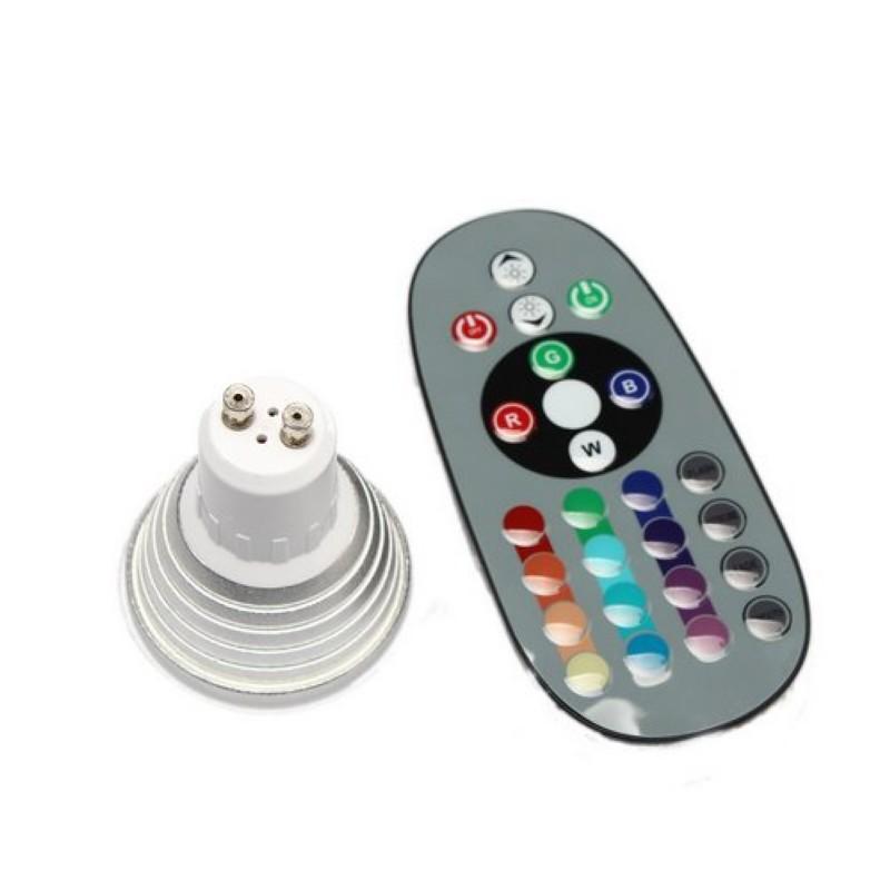 FIRSTSELLER мини беспроводной 24 ключевых кнопку пульта ду над всем rgb индикатор полос новая