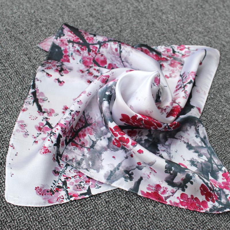 sanzhibo 005 50-53cm [супермаркет] г жа бао шэн сян jingdong большой квадратный шелковый шарф набивные платки увеличить s9202 бледные розы