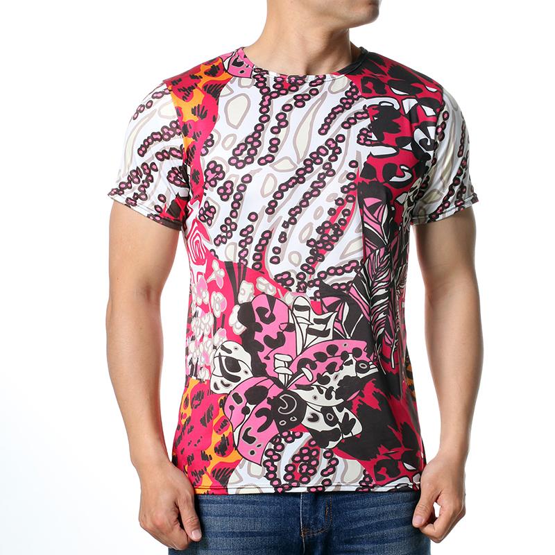 Clothing Loves S модные мужские o образным вырезом кабины print pullover t shirts