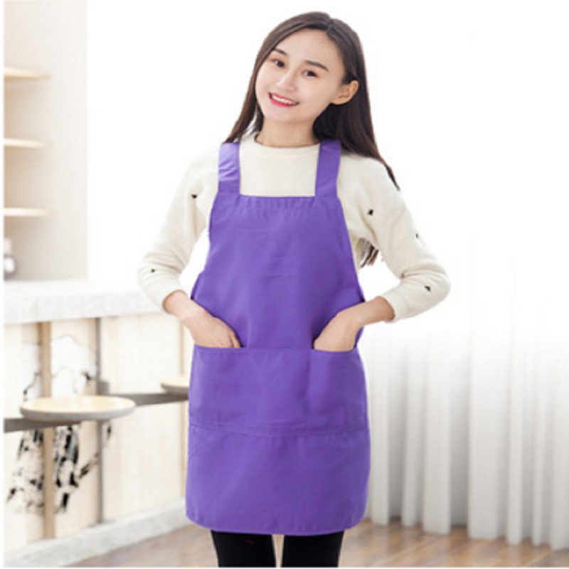 kangfeng Фиолетовый цвет фартуки детские jatala фартук детский