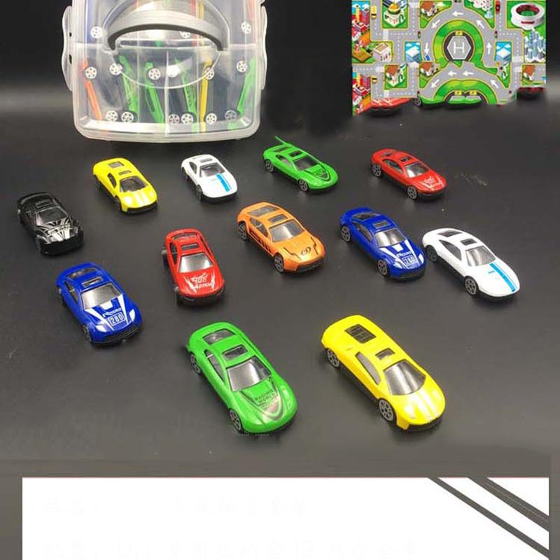 Масштабная мини-гоночная модель автомобиля детские игрушки для детей игрушка hot