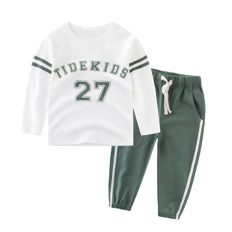 Светло-зеленый 3T костюм маленькой обезьянки для мальчиков 32 34