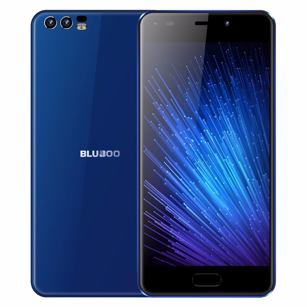 WINN-TECH синий bluboo d2 3g smartphone 1gb ram 8gb rom двойные задние камеры 5 2 дюймовый android 6 0 quad core mtk6580a