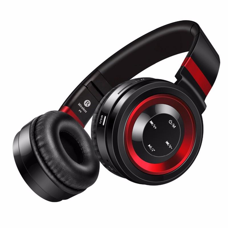 LYZ Красный черный наушники с микрофоном philips she3555bk 00