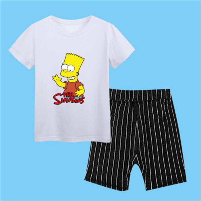 Зеленый 140 children s garment 2017 pattern summer children s garment children cowboy suit baby cowboy salopettes stripe pure cotton