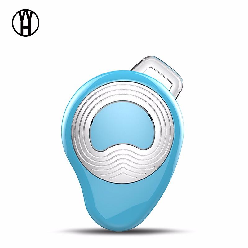 WH Синий  Щепка Беспроводная спортивная мини-гарнитура E3 Mini CVC60
