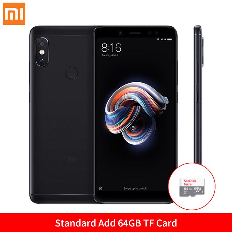 Mi Standard Black Add 64GB TF Card смартфон xiaomi mi note 3 64gb black