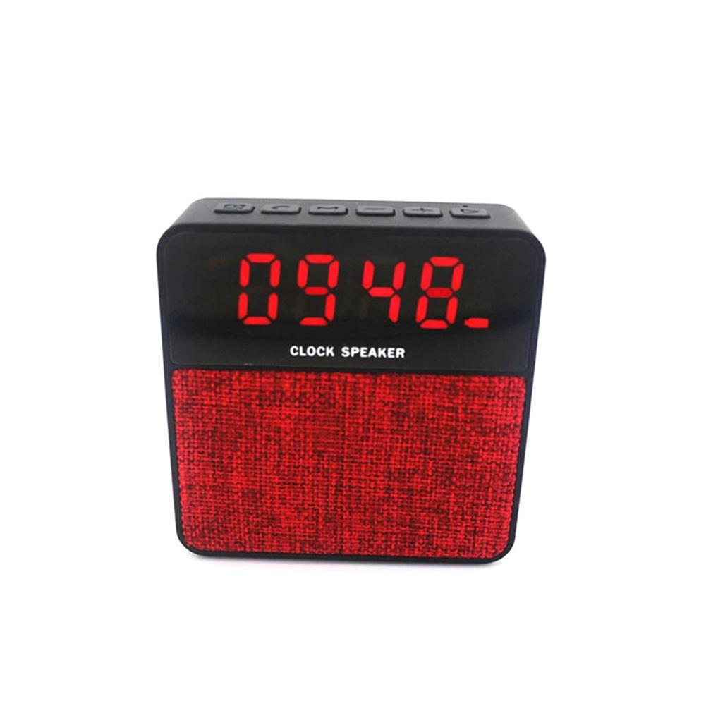 Беспроводная акустическая система Bluetooth Красный цвет фото