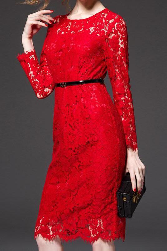 малыш платье красный L платье alina assi alina assi mp002xw1ajj1