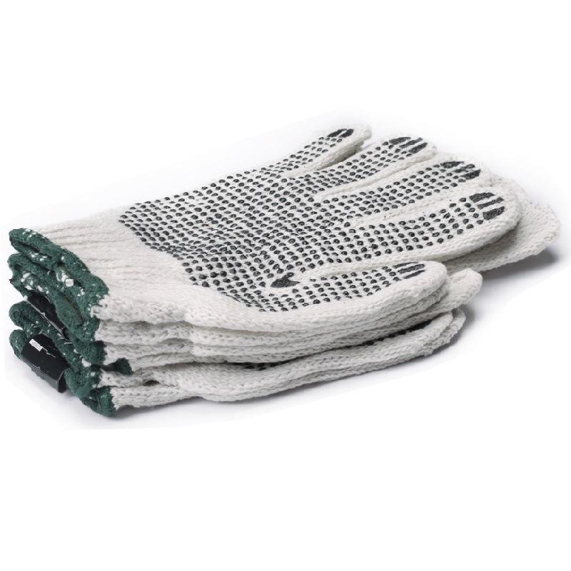 JD Коллекция 50g пластиковые 3-точечная плата дефолт перчатки перчатки крафт перчатки перчатки перчатки 60г 3 градуированные gl0005d