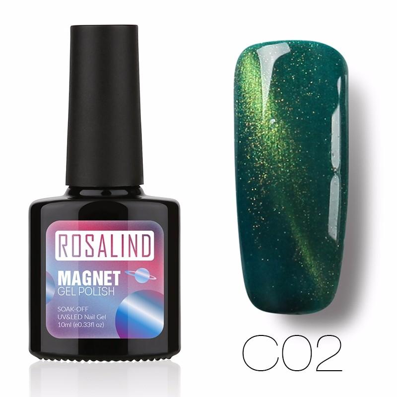 ROSALIND Обнаженный цвет гель лак для ногтей pupa lasting color gel 019 цвет 019 sumptuous mane variant hex name c93a56