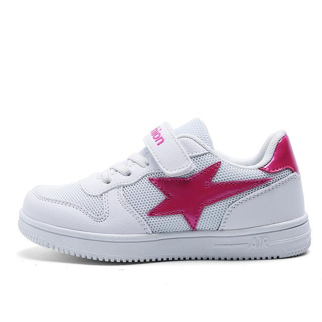 Обувь для мальчиков TOSJC Красный цвет 25 фото