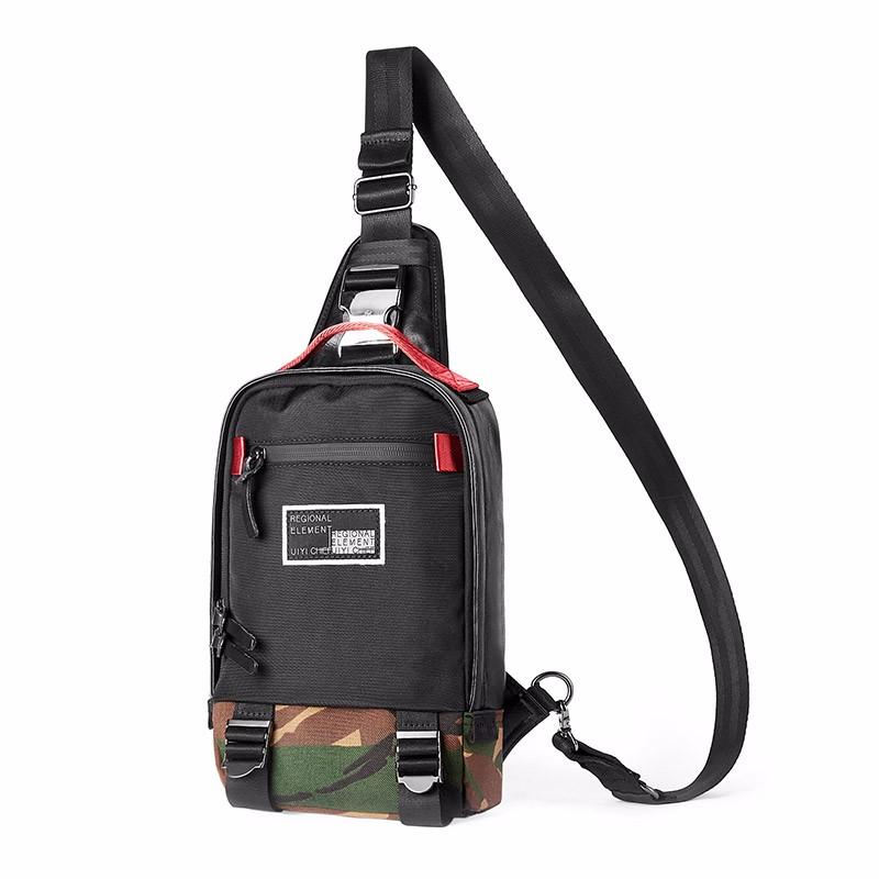 UIYI черный сумка через плечо brand name brand new messenger 2015 b1294