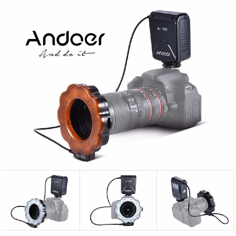 ANDOER Черный wired remote shutter release for canon eos30 eos33 pentax samsung more