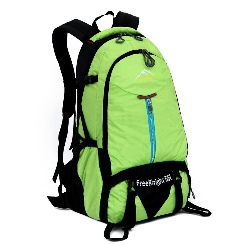 AEROLINE Зелёный цвет фигура прыжок tuyue грудь мешок рюкзак рюкзак рюкзак мешок плеча после поездки на открытом воздухе досуг сумка рюкзак прилив карманы