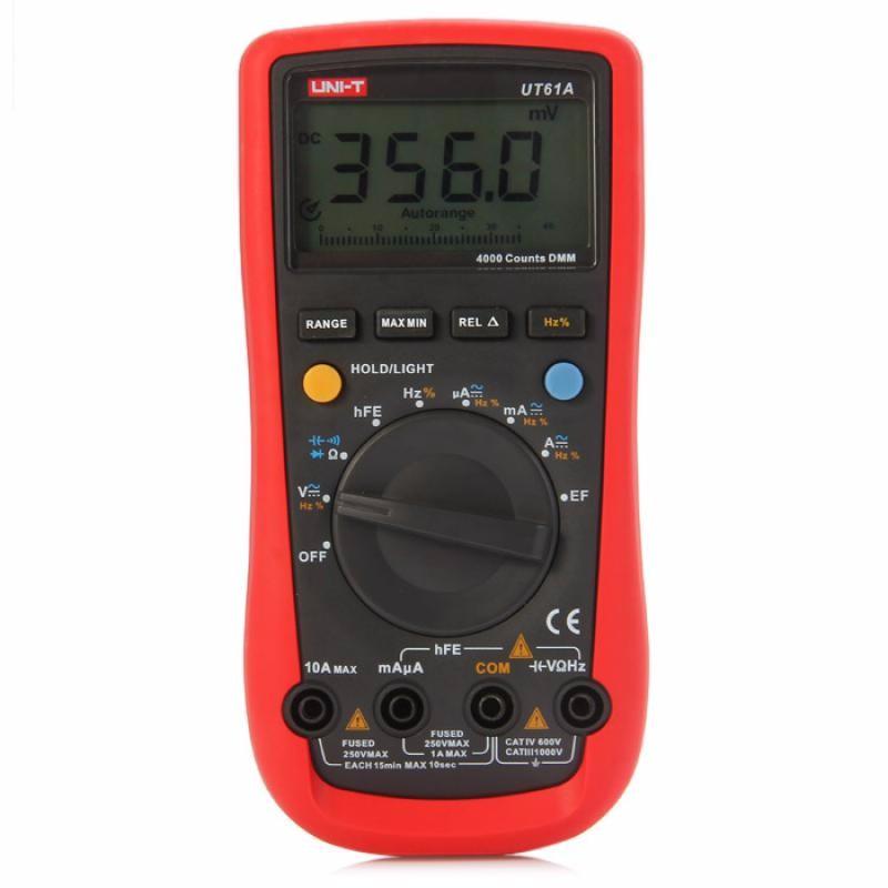 GBTIGER Red измерительный прибор ketech prct200