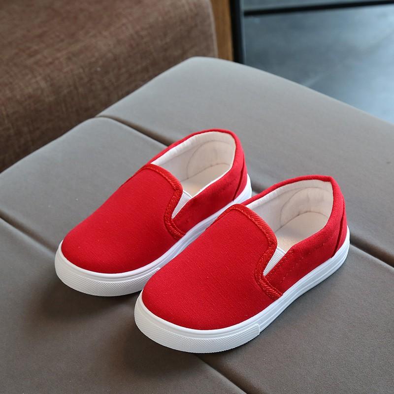 Обувь для девочек TOSJC Красный цвет 1332cm фото