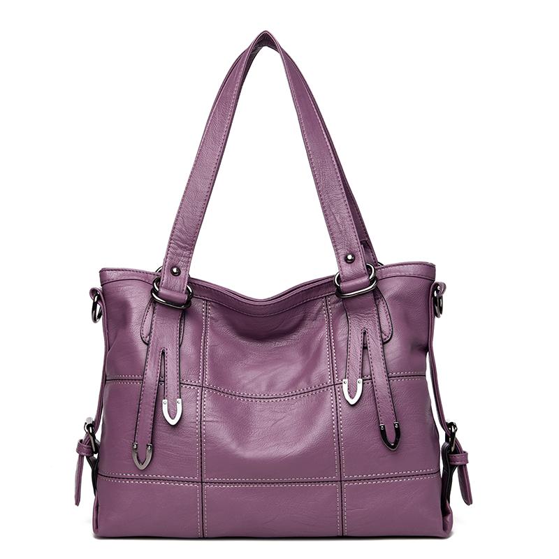 HANEROU Пурпурный 50x35x13cm сумки женские jolly сумка ssj110632 5