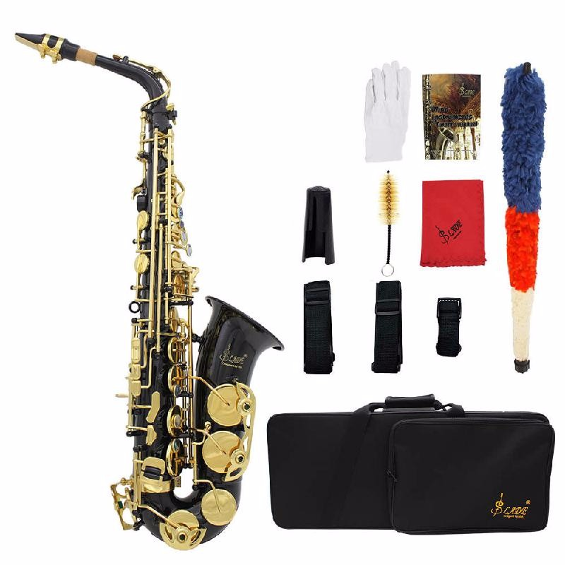 ammoon Blue original taiwan museadf t 92 professional tenor saxophone brand instrument b flat unique antique copper brass sax