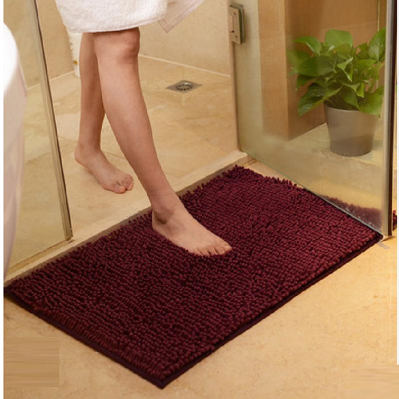 kangfeng Красный цвет вина коврики для ванной bath plus коврик для ванной