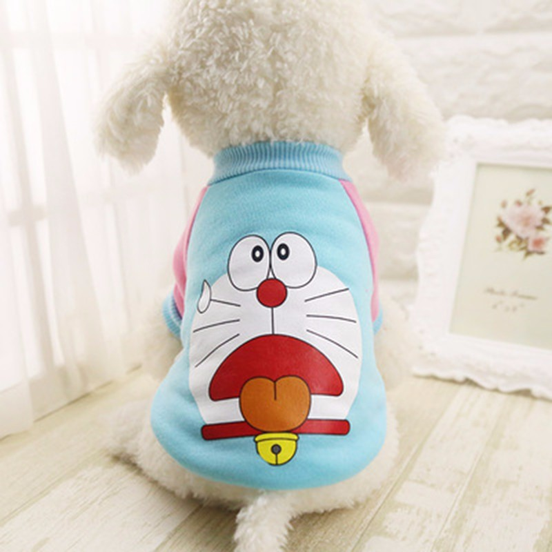 Осенняя и зимняя одежда для собак kangfeng Белый цвет L фото