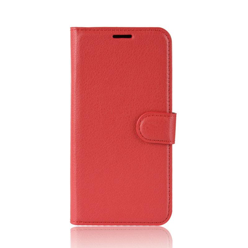 WIERSS красный для BQ Aquaris X2 Pro для BQ Aquaris X2 WIERSS Кошелек телефонный чехол