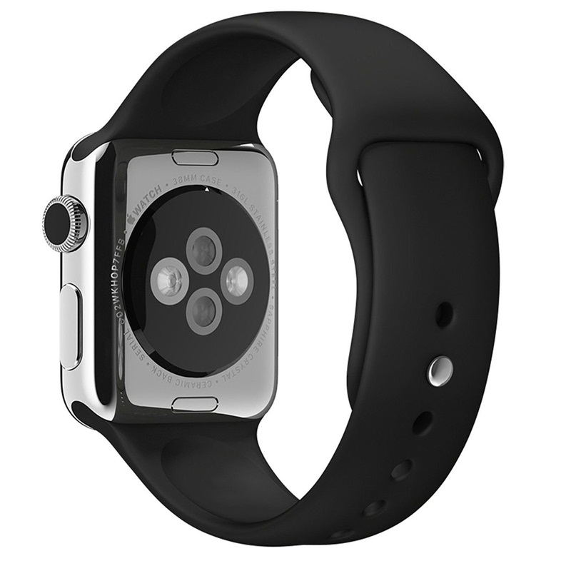 BRG Фиалка умные часы apple watch series 3 38mm grey space with black sport band mqkv2ru a