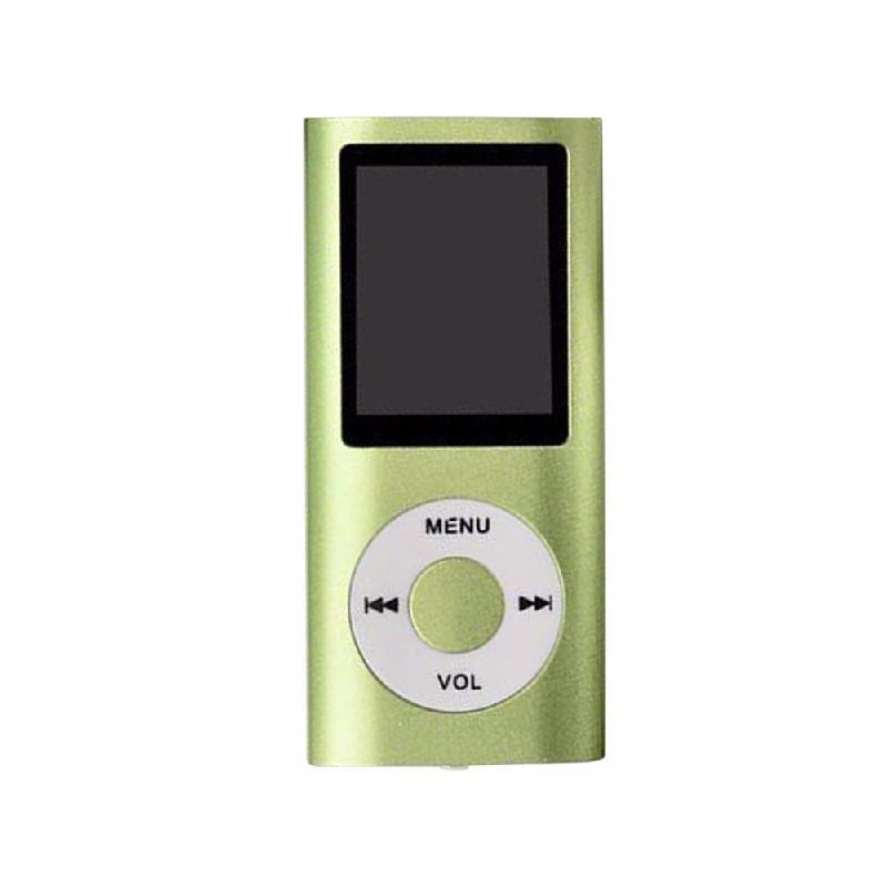 HTOVILA зеленый mp3 плеер hht flash mp3 tf 5 fm 32 hht mp3sf 1