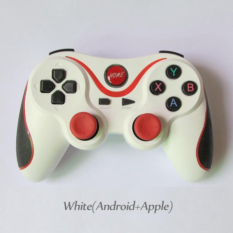 Беспроводной геймпад беспроводной геймпад геймпад интеллектуальный беспроводной JYSS WhiteAndroidApple фото