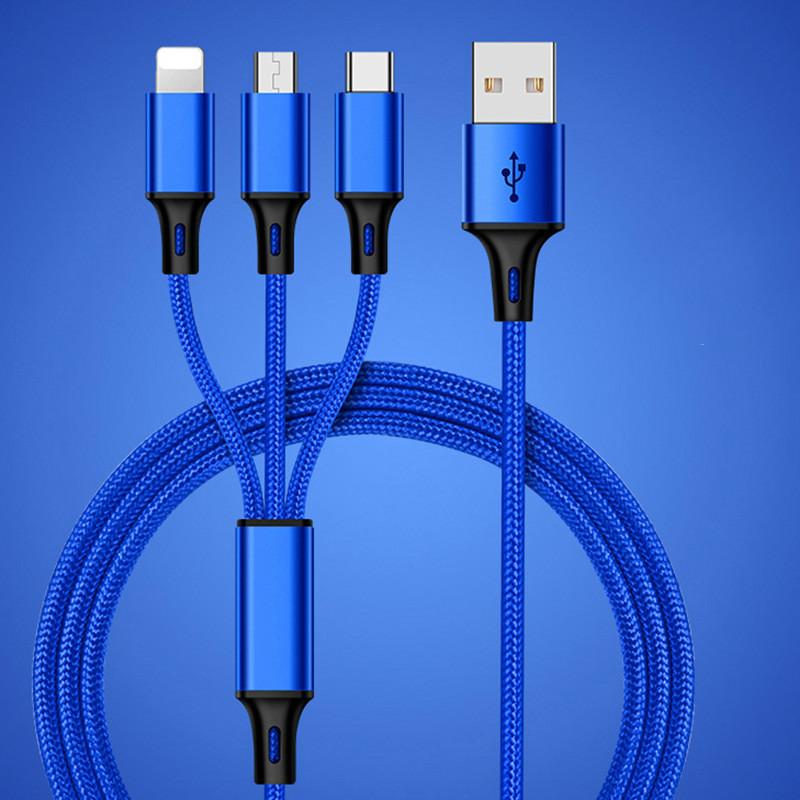 AFILADO Синий цвет 12m кабель