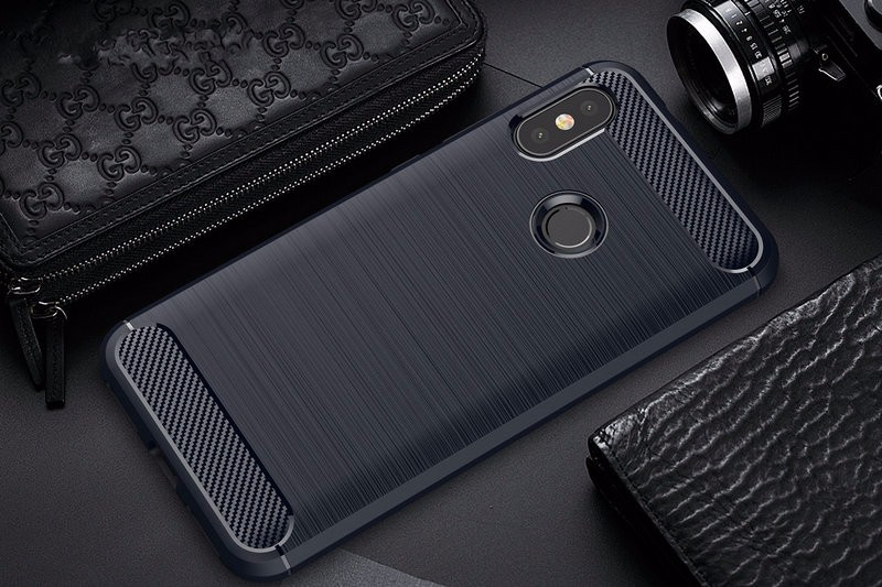 WIERSS Темно-синий для Xiaomi Redmi 6 смартфон xiaomi redmi pro 32gb silver