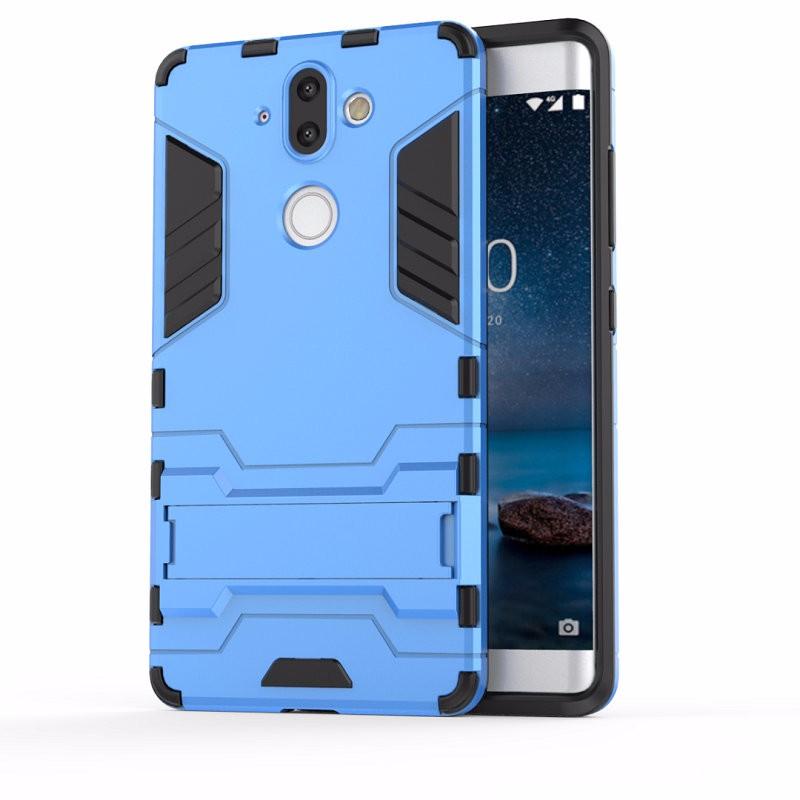 WIERSS синий для Nokia 8 Sirocco для Nokia 8 Sirocco TA-1005 WIERSS Защитный чехол для жесткого телефона