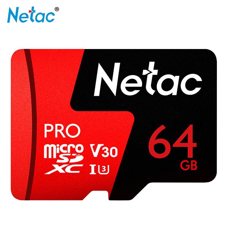 Карта памяти microSD microSD sd sd sd cardmicro sd sd Netac 100MB S 64GB фото