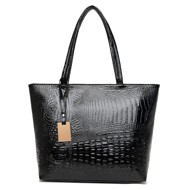HANEROU черный hong hyun детей xiasuar новую волну женщин сумки дамы моды сумки большой мешок pu женщин синглов сумка сумка черный