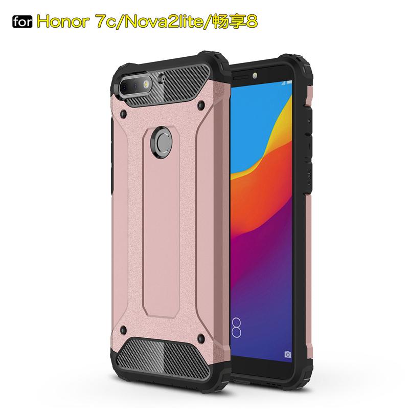 goowiiz Розовое золото HUAWEI Honor 7C  Enjoy 8  Nova 2 Lite  Y7 Huawei Honor 7C