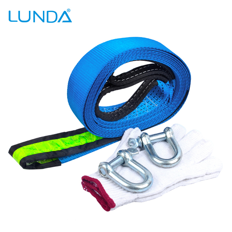 Автомобильный аккумуляторный аккумуляторный аккумуляторный кабель LunDa Blue фото