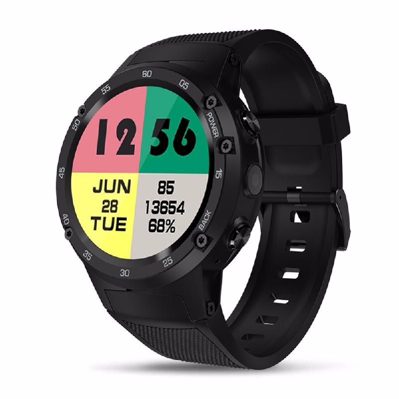 esonmus черный new no 1 d7 smart watch android 4 4 sim bluetooth 4 0 smartwatch 500mah gps wifi 3g heart rate monitor smart wearable devices