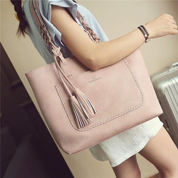 Clothing Loves розовый сумка