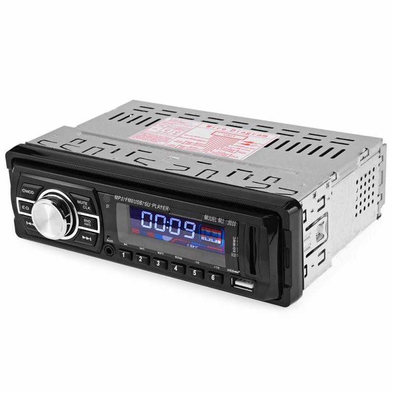GBTIGER Black mp3 плеер радио кит rs023